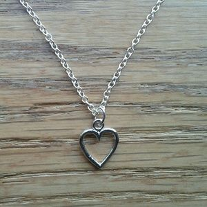 ❤Heart Necklace